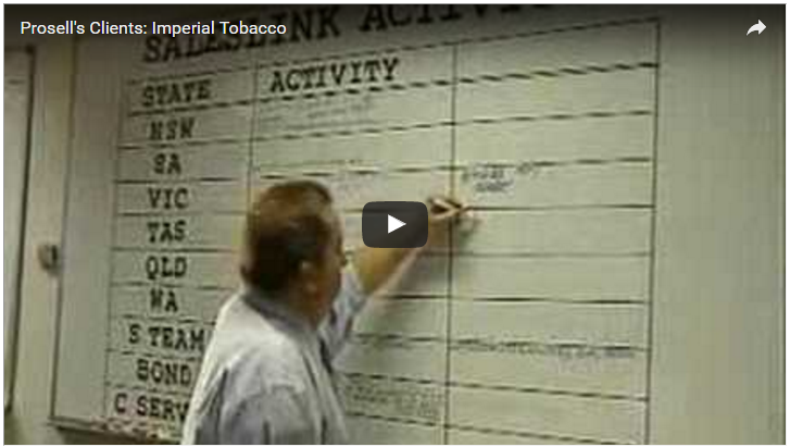 Imperial Tobacco Testimonial Video