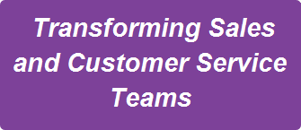 Training and coaching for sales and customer service teams delivered in Sydney, Melbourne and Brisbane Australia.