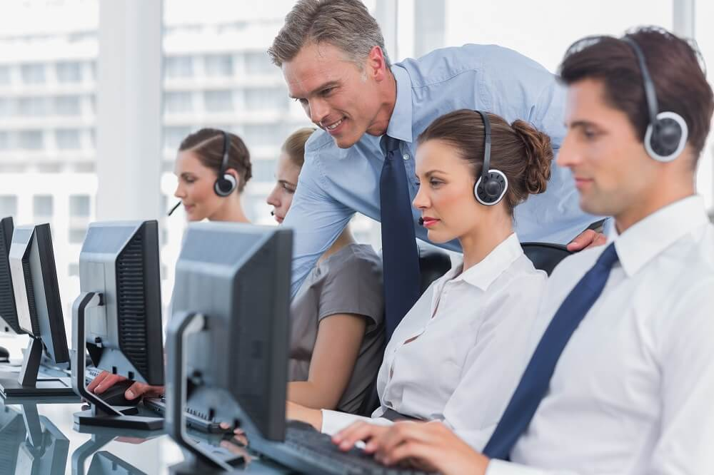 Call Centre Staff Manager Skills