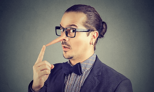 80% of Customers Think Salespeople are Lying