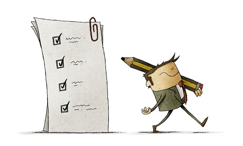 Why should I care Customer services managers checklist
