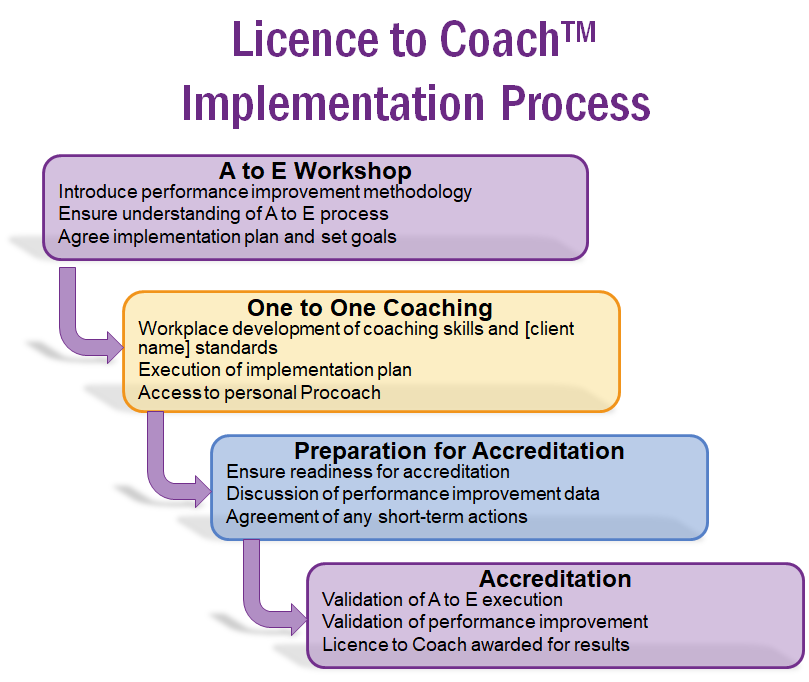How Licence to Coach™ Works